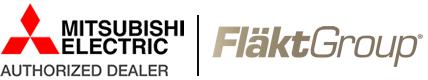 Logo Mitsubishi Klima